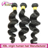 Natural Black Brazilian Best Quality Hair Weaves