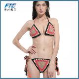 2017 Swimsuit Swimwear Female Bikini Set Strappy