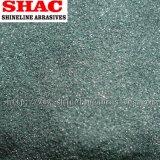 Green Silicon Carbide Powder Abrasive