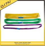 1t 2t 5t 10t Flat Webbing Sling (NHWS-A)