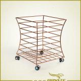 Metal 8 Tiers Towel Basket
