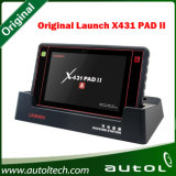 Top-Rated 100% Original Launch X431 Pad II Free Update by Offical Website Launch X-431 Padii Support WiFi Free Shipping