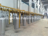 Gas Tank Powder Coating Production Line