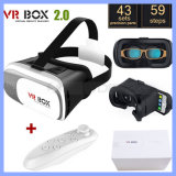 Universal Google Cardboard Vr Box 2 Virtual Reality 3D Glasses Game Movie 3D Glasses for iPhone Android Mobile Phone Cinema New