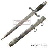 European Dagger Western Historical Dagger Home Decoration 39cm HK2001