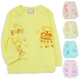 Cheap Customize Unisex Lovely Soft Combed Cotton Comfortable Infant Clothes