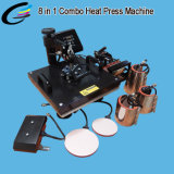 Multifunctional 8in1 Manual Heat Press Printing Machine
