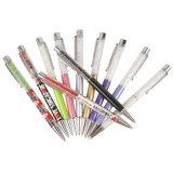 2015 New Design Crystal Bling Pens Promotional Crystal Pen Tc-1022b
