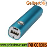2600mAh Universal Portable Power Bank with LED Indication