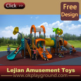Classic Charming Amusement Theme Park Outdoor Play (X1511-3)