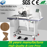 Computerized Single Needle Pattern Brother Industrial Sewing Embroidery Machine