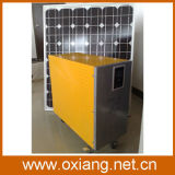 China Manufactured 1kw Home Solar Power Generator Ox-Sp081b for Light/Laptop/TV/Satellite Antenna/Radio/Mobile Charger/Fan