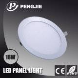 High Quality 18W White LED Panel Lamp with CE (PJ4032)