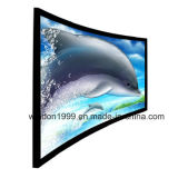 3D Curved Projection Screens, Curved Screen