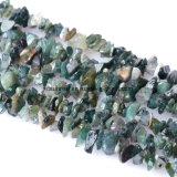 Semi Precious Stone Crystal Gemtstone Chips Nugget Loose Bead<Esb-CS027>