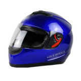 High Quality Motorcycle Helmet Full Face ABS Helmet with DOT Approved (MH-008)