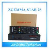 Zgemma-Star 2s Twin Tuner DVB-S2+S2 Combo IPTV Satellite TV Receiver