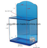 Best Selling Acrylic Plexiglass Money Box (YYB-09)