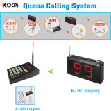 Advanced Fashion Design Hotel Equipment Queuing Service Calling System