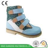 Grace Ortho Children Orthopedic Shoes Fabric+Leather Shoes