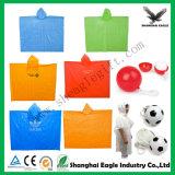 China Disposable Plastic Poncho Wholesale