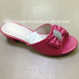 New Style Good Quality Fashion Women Shoes PU Sandals (JH160523-2)