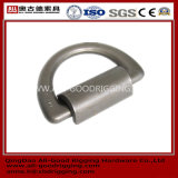 D Ring with Strap