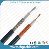 Mil Standard RF Radio Communication Coaxial Cable Rg-58A/U
