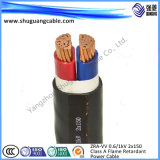 Flame Retardant PVC Insulation and Sheath Electric Power Cable