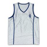 Digital Print Sublimation Reversible Basketball Jersey