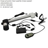 24V DC 330mm Stroke 4000n Electric Linear Actuator for Recliner Chair, Sofa and Furniture,TV lift