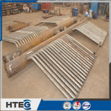 China High Efficiency Boiler Part Header with Carbon Steel