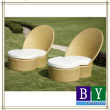 Outdoor PE Rattan Chairs Leisure Garden Furniture