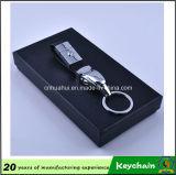 Printing Leather Keychain