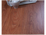 Commercial 12mm E0 AC4 HDF Handscraped Laminate Floor
