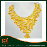 Charming Embroidered Lace Collar for Garment