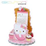 Lovely Hello Kitty Printing Paper Desk Calendar