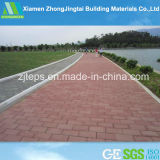 Red Square Water Permeable Brick for Sidewalk