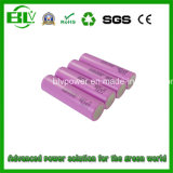 Branded 18650 26f Battery 3.7V 2600mAh Rechargeable Battery