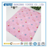 Eco-Friendly Flower Printed Cotton Fabric Suitable for Home Decoration/Bed Sheets