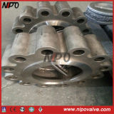 Stainless Steel Lug Type Dual Plate Check Valve (H76)
