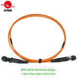 MTRJ Duplex Multimode 1.8mm Fiber Optic Patch Cable