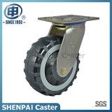 5 Inch Skidproof PU Swivel Caster Wheel