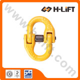 Grade 80 Connecting Link / Coupler / Coupling Link for Chain Sling