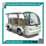 Electric Shuttle Bus, 8 Seats, CE