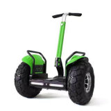 Popular 2 Wheel Self Balancing Electric Standing Scooter with Handle