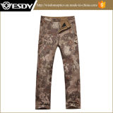 Sand Python Tactical Casual Pants Military Combat Cargo Assault Trousers