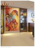 Colorful Horse Pattern Mosaic Art Decoration (10k367)
