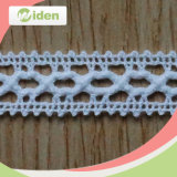 African Lace Fabrics Decorative Lace Trim Crochet Cotton Lace
