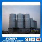Storage Silo with for Plastic Flakes Granules 100t Storage